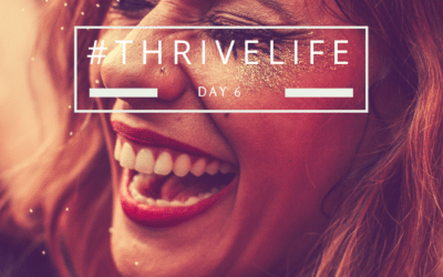 #ThriveLife Day 6: Smile at 5 People