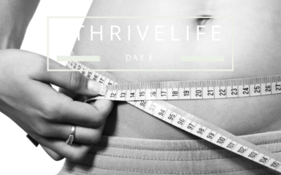 #ThriveLife Day 9: Are Diets Dead?