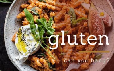 Should you go gluten free?