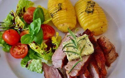 Sweet & Savory Steak