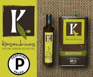 kasandrinos organic extra virgin greek olive oil