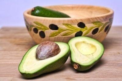 high cholesterol avacado