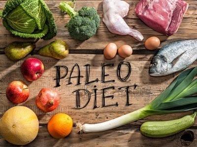 colonoscopy with paleo diet
