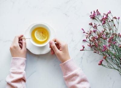 herbal tea helps fix keto constipation