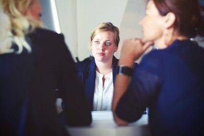 women talking about hypothyroidism