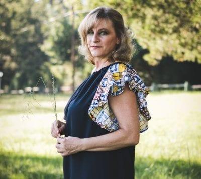 woman going through menopause