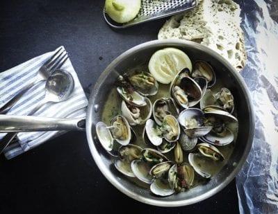 clams with lemon good for thyroid health