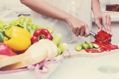 right food preparation to get rid of allergies