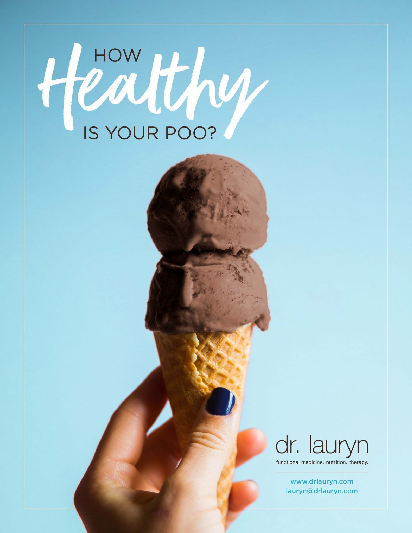 healthy poo